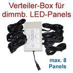 Multi-Dimmer-Box für bis zu 8 LED-Panels