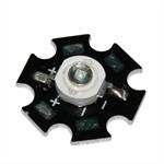 High-Power LED 3W Star-LED 20mm x 6,8mm ; verschiedene Farben