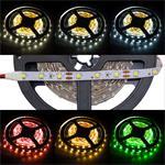 LED Streifen / LED Strip 500cm Alle Farben ; IP20 ; 300LEDs - Gr. 3528 ; 24V