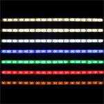 LED Streifen 100cm Alle Farben ; Wasserfest IP65 ; 60LEDs - Gr. 3528 ; 12V