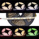 LED Streifen / LED Strip 500cm Alle Farben ; IP20 ; 600LEDs - Gr. 3528 ; 12V