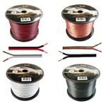 Audio Cable 100m - 2x4mm² - 100% CCA Copper