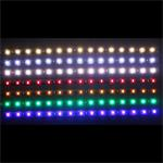 LED Strip 30cm All Colors ; Waterproof IP65 ; 15LEDs - 12V