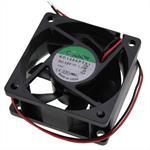 Ventilator / Fan 12V 1,8W 60x60x25mm ; Sunon, KD1206PTS1