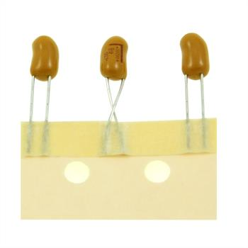 Tantal Kondensator radial 47µF 6,3V ; RM2,5 ; T350F476M006AT ; 47uF
