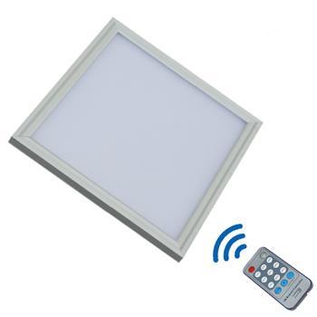 cct led panel dimmbar ultraslim 30x30cm 18w 1050lm 336leds. Black Bedroom Furniture Sets. Home Design Ideas