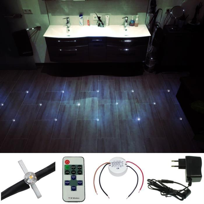 tile cross led light joints floor tiles lighting power