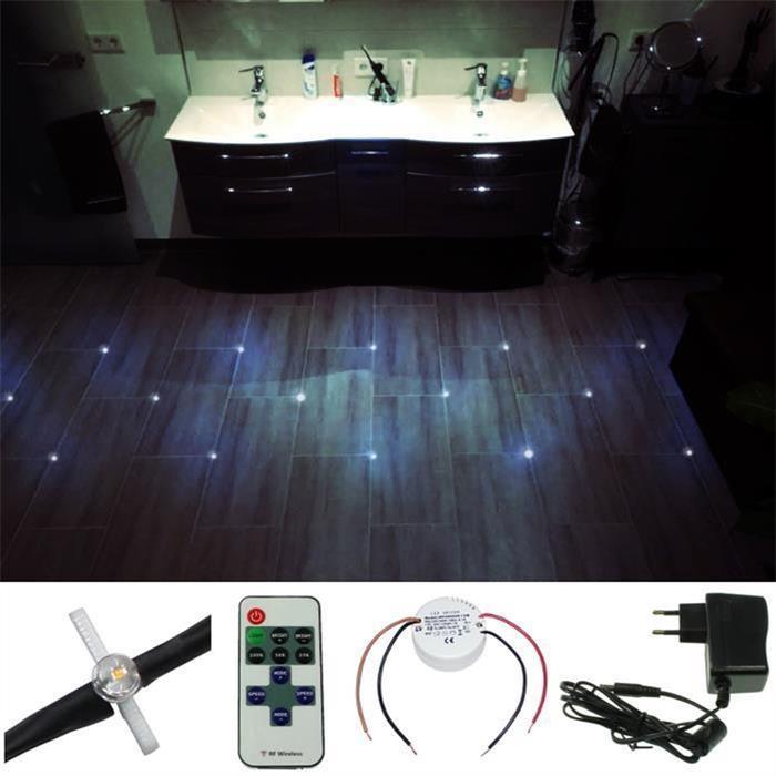 Tile cross led light joints floor tiles lighting power for Led joint carrelage