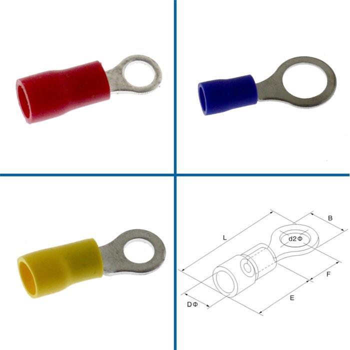 Scarpe-cavi-ad-anello-fora-tubi-forcella-Stilo-Cavo-Scarpe-0-5-150mm
