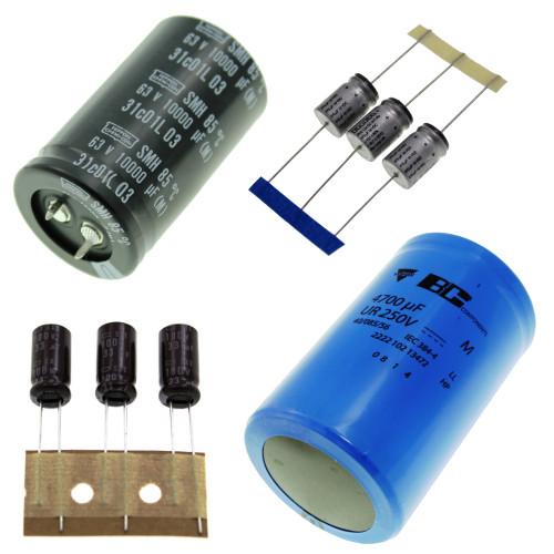 Elektrolyt Kondensatoren