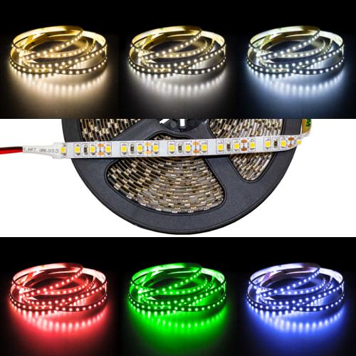 Einfarbige LED Streifen