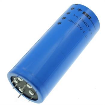 5-Pin Elko Kondensator 1500µF 250V 105°C ; 222216353152 ; 1500uF