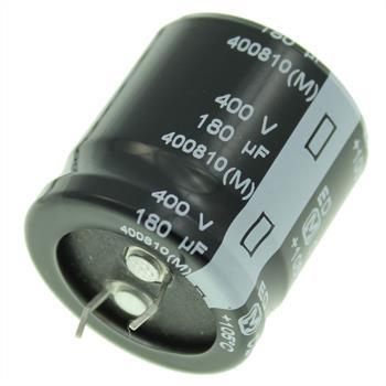 Snap-In Elko Kondensator 180µF 400V 105°C ; EETED2G181DA ; 180uF