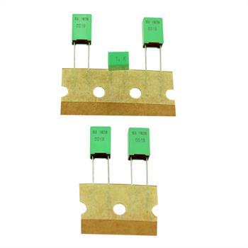 MKT Folien Kondensator Radial 1µF 63V DC Vishay MKT1826510065W 1000nF