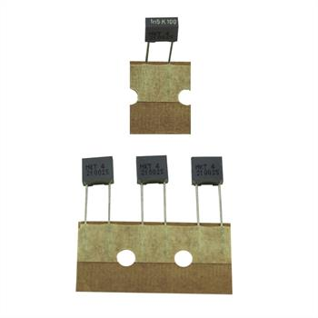 MKT-Capacitor rad. 1,5nF 100V DC ; 5mm ; R82EC1150DQ50K ; 1500pF