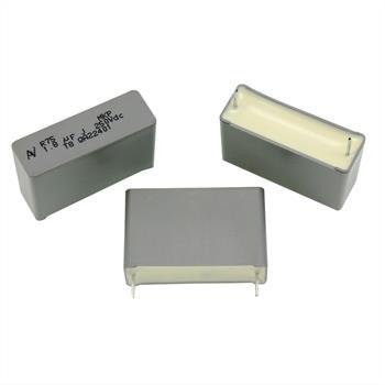 MKP-Kondens. rad. 1,8µF 250VDC RM27,5