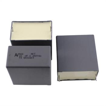 MKT-Kondens. rad. 33µF 250VDC RM37,5