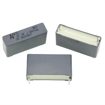 MKP-Kondens. rad. 0,41µF 400VDC RM27,5