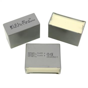 Starting / Motor Capacitor 3µF 400V AC RM37,5 C246OAA4300CD9M 3uF