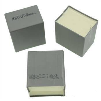 Motorkondensator 9µF 400V AC ; RM37,5 ; C244MAA4900CA0J ; 9uF