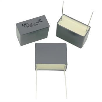 MKP-Kondens. rad. 3,3µF 420VDC RM27,5