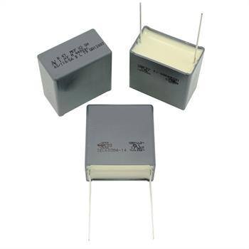 MKP-Kondens. rad. 1µF 440VAC RM27,5