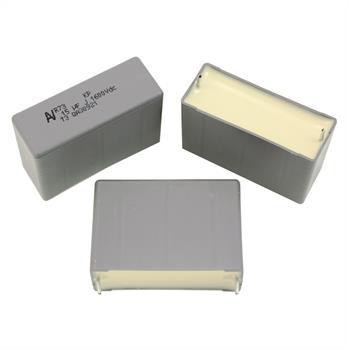MKP-Kondensator radial 0,15µF 1600V DC ; RM37,5 ; R73TW3150JB00J ; 150nF
