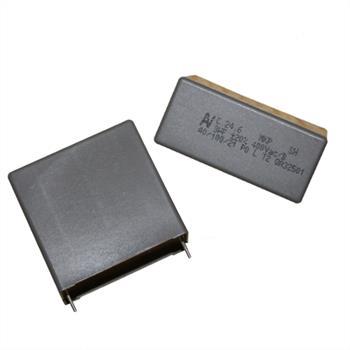 Motor-Kondensator 0,5µF 400VAC RM27,5