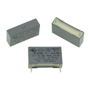 Entstörkondensator 10nF 275VAC RM15