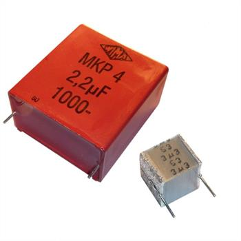 Entstörkondensator 47nF 275VAC RM15