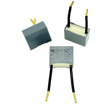 Entstörkondensator 0,22µF 275VAC RM15