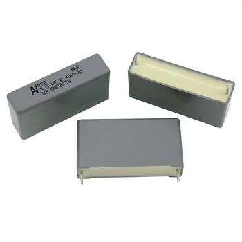 MKP-Kondens. rad. 3,3µF 400VDC RM37,5