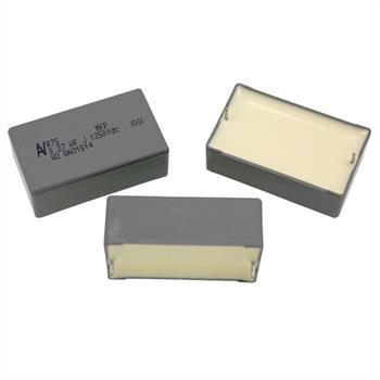 MKP-Kondens. rad. 0,27µF 1250VDC RM37,5