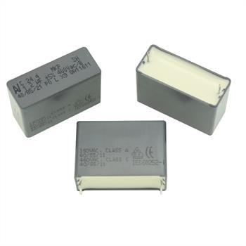 Motorkondensator 1,2µF 400V AC ; RM27,5 ; C244R4120ZA01J ; 1,2uF
