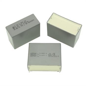 Motorkondensator 8µF 275V AC ; RM37,5 ; C24KW4800AA01K ; 8uF