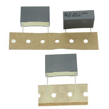 MKT Folien Kondensator Radial 22µF 63V DC Arcotronics JSPDN5220CK00K 22000nF