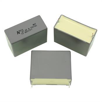 MKP-Kondens. rad. 0,47µF 700VAC RM37,5