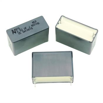 MMKP-Kondens. rad. 0,82µF 400VDC RM27,5
