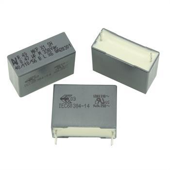 Entstörkondensator 0,47µF 330VAC RM22,5