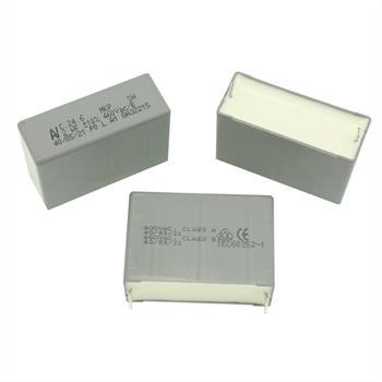 Motorkondensator 2µF 460V AC ; RM37,5 ; C246W4200AA01K ; 2uF