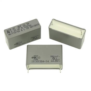 MKP-Kondens. rad. 0,33µF 520VAC RM27,5