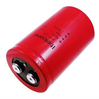 Screw Electrolytic Capacitor 6800µF 450V 85°C ; AYX-HR682X450EF1 ; 6800uF