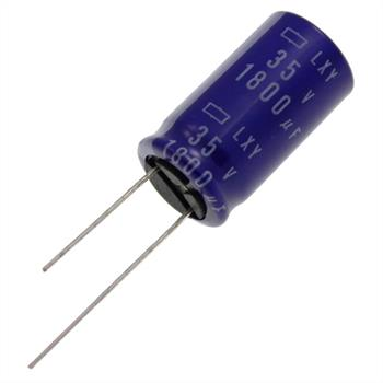 Elko rad. 1800µF 35V 105°C RM7,5 16x30mm