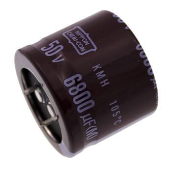 Snap-In Elko 6800µF 50V 105°C 35x30mm