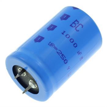 Snap-In Elko Kondensator 1000µF 250V 85°C ; 222215733102 ; 1000uF