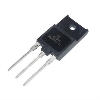 Silicon Diffused Power Transistor Transistor Philips BU4525AX SOT-399 45W 1200V 12A