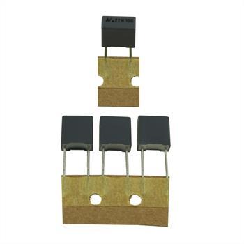 MKT-Capacitor rad. 0,22µF 100V DC ; 7,5mm ; R84ED3220ZD00K ; 220nF