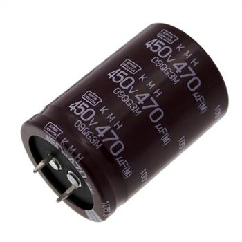 Snap-In Elko 470µF 450V 105°C 35x50mm