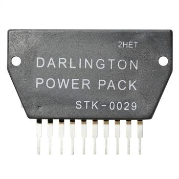 Hybrid-IC STK0029 ; Power Audio Amp