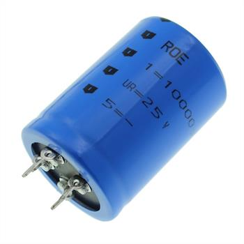 4-Pin Elko Kondensator 10000µF 25V 85°C ; EYV00CD510E02V ; 10000uF